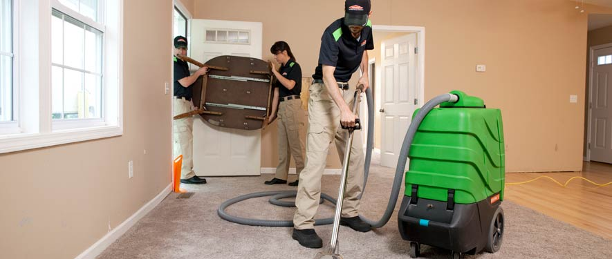 Zanesville, OH residential restoration cleaning